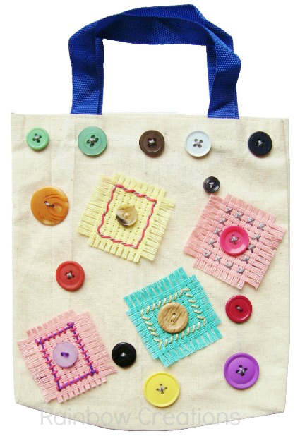 Children S Sewing Activity Bag Creative Gifts Amp Kits