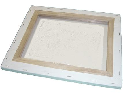 Plain Square Artists Canvas 15cm Bulk Educational