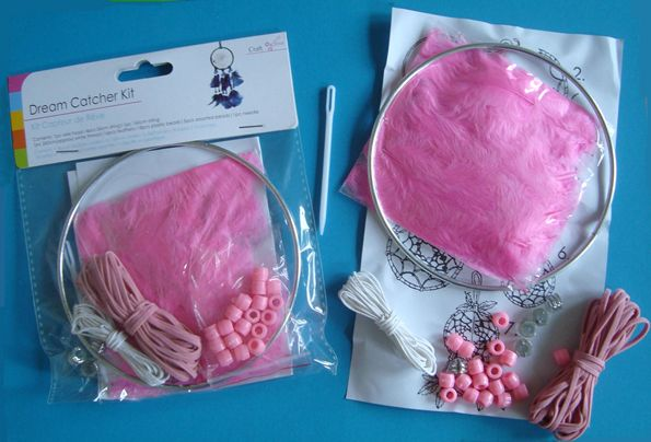 Dream Catcher Kit   Creative Gifts & Kits   Dream Catcher