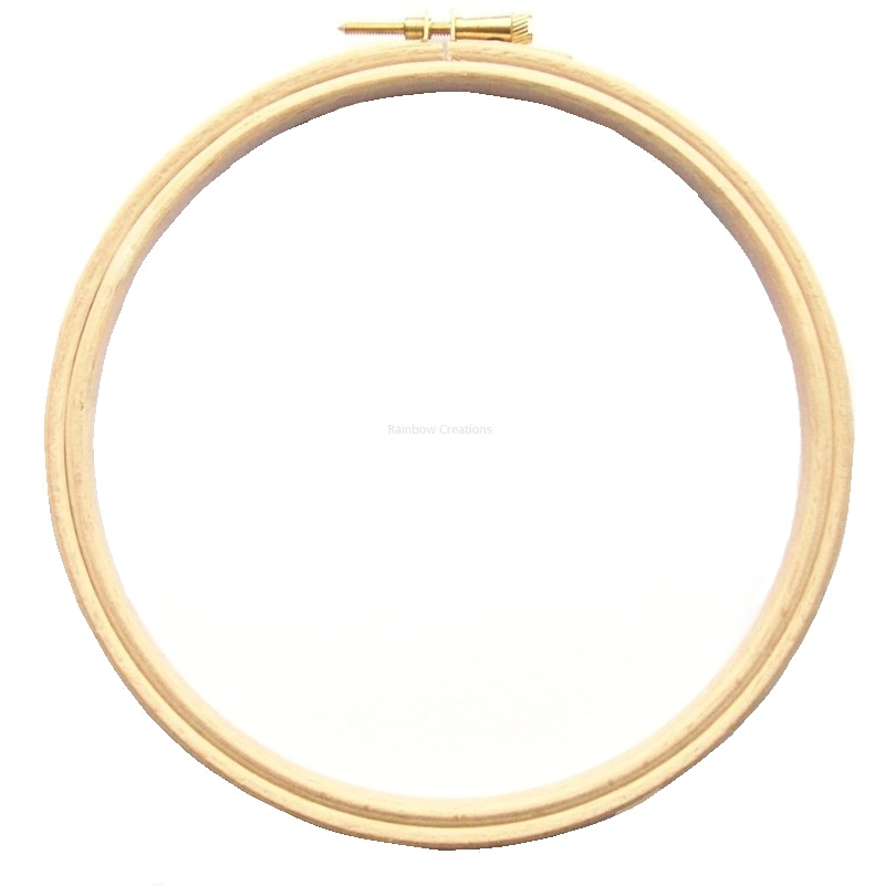 Embroidery hoop sewing knitting