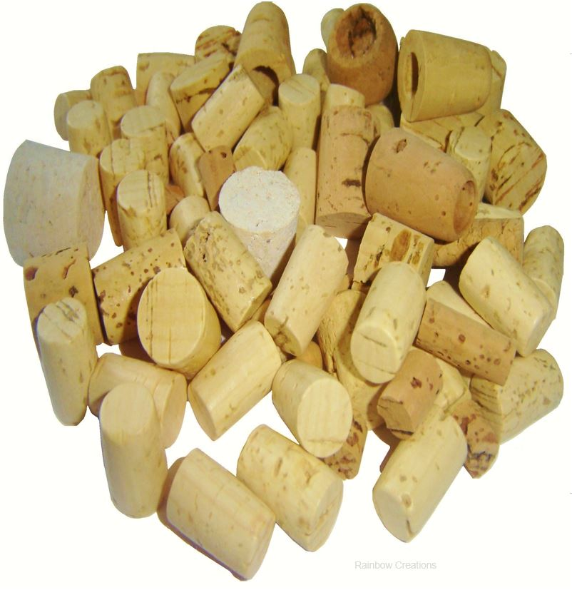 Assorted Size Cork Bungs