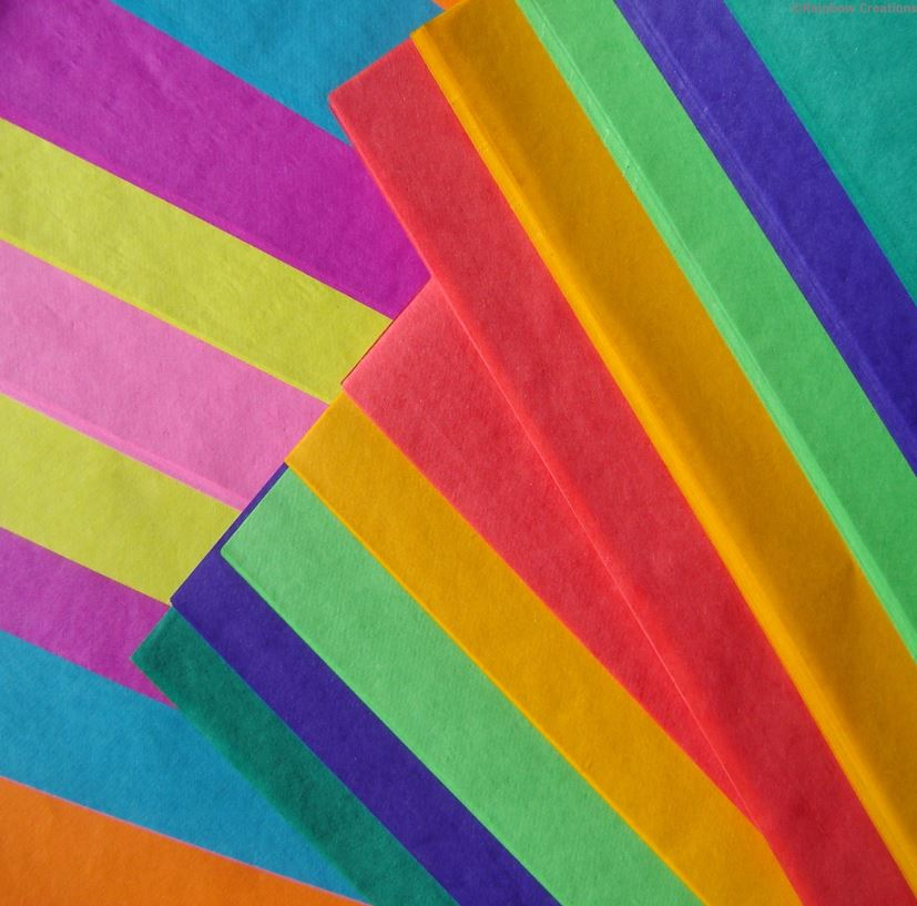 A4 Coloured Tissue Paper Paper Amp Card Tissue Paper A4