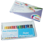 Pastel Dye Sticks For Fabric