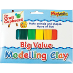 Pack Of Modelling Clay Strips