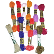 Tapestry Wool Skeins 10 Pack Assortment