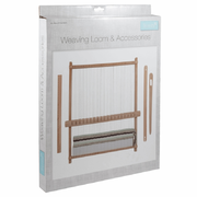 Wooden Weaving Loom Kit