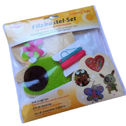 Stuffed Felt Rabbit Toy Kit