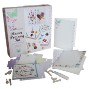 Flower Pressing Craft Kit