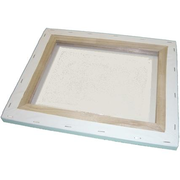 Plain Square Artists Canvas - 15cm