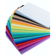 40 Sheets Coloured Eva Craft Foam A5