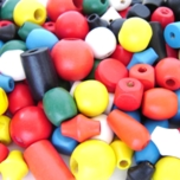 Children's Wooden Beads