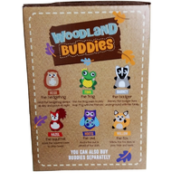 Woodland Buddies Sew And Play Kit