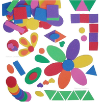 Children's Craft Foam Shapes