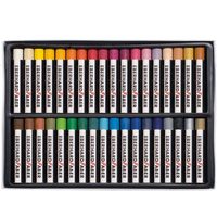 Oil Pastels 36 Colours