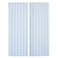 Self Adhesive Hook And Loop Dots