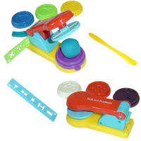 Play Dough Machine and Tools