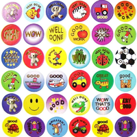 Teacher's Motivational Stickers 440 Pack