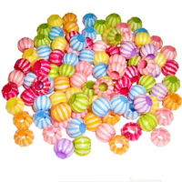 Childrens Candy Stripe Beads