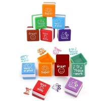Mini Self Inking Teacher's Stamps