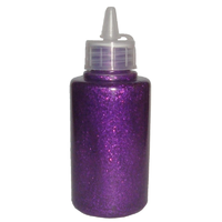 Purple Glitter Glue