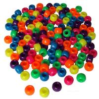 Neon Pony Beads - Assorted Colours 500 Pack