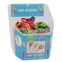 Bulk Buy Children's Scissors 30 Pairs