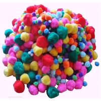 Bumper Pack Craft Pom Poms 1000