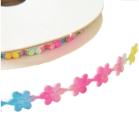 Self Adhesive Daisy Shaped Ribbon