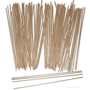 Round Wooden Sticks