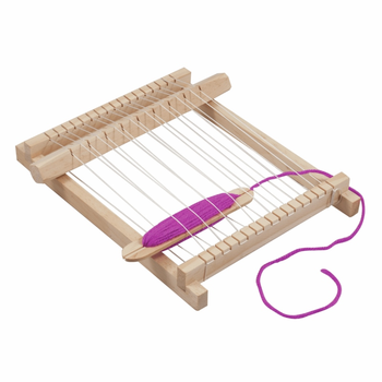 Child's Weaving Loom