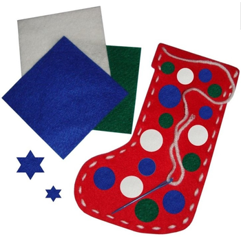 Children's Christmas Stocking Kit
