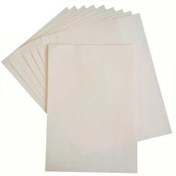 A4 Cream Coloured Card 10 Sheets