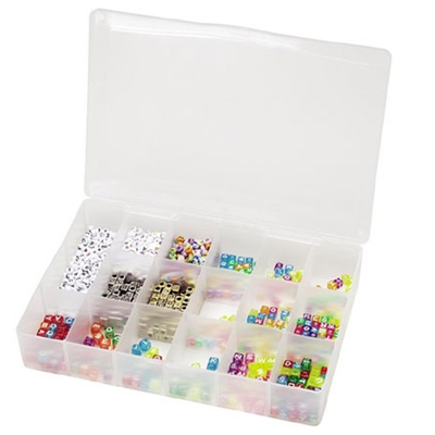Bead Organiser Storage Box Children S Beads Bead Storage