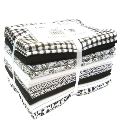 Cotton Fabric Fat Quarters Bundle