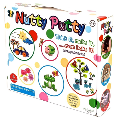 Nutty Putty Set