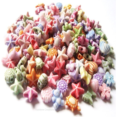 Mini Novelty Beads