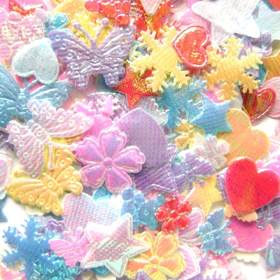 Small Fabric Embellishments